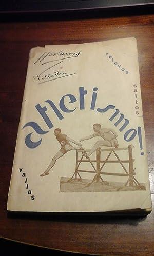 Imagen del vendedor de ATLETISMO. Tomo II: Carreras de Relevos. Darreras de Vallas, Saltos (Toledo, 1929) a la venta por Multilibro