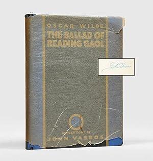 The Ballad of Reading Gaol.: VASSOS, John (illus.);