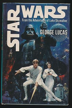 Star Wars SIGNED: George Lucas (Alan