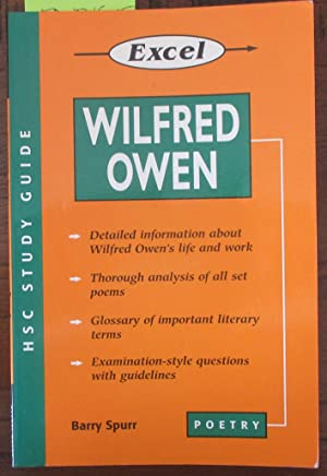 Excel HSC English Study Guide: Wilfred Owen