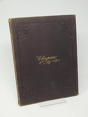 Fr. Chopin's sämmtliche Pianoforte - Werke. Balladen: Chopin, Frederic; Scholtz,