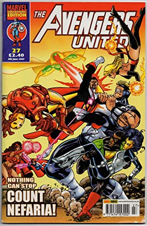 The Avengers United #27 - 4th June 2003 - Marvel Collectors' Edition.