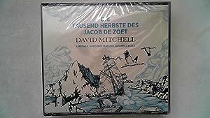 Die tausend Herbste des Jacob de Zoet,: David, Mitchell (Autor),