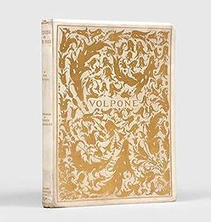 Volpone: or the Fox. A new edition: BEARDSLEY, Aubrey (illus.);