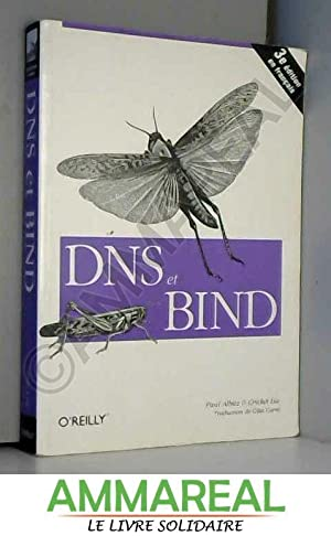 Seller image for DNS et BIND, 3e édition for sale by Ammareal