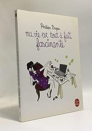 Ma vie est tout à fait fascinante: Pénélope Bagieu