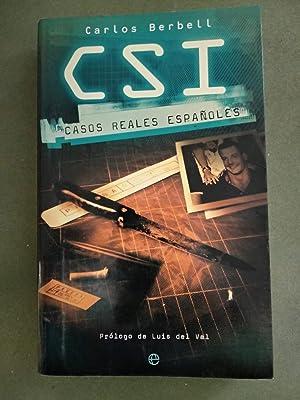 CSI : casos reales españoles: Berbell, Carlos