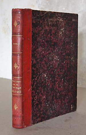 25 ANS DE L ART RUSSE (1855-1880). Catalogue: RUSSIE]. SOBKO (N.)