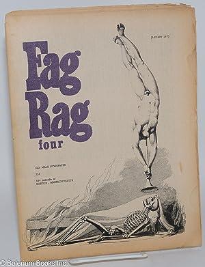 Fag Rag: gay male newspaper #4, January: Mitzell, John, John