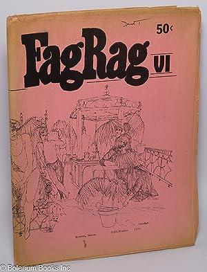 Fag Rag: a gay male newspaper; #6,: Abbott, Steven, Jon