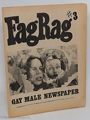 Fag Rag: a gay male newspaper; #3,: Berube, Allan, John