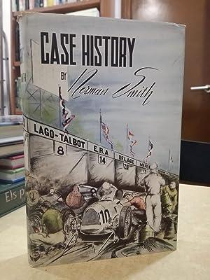 CASE HISTORY.: SMITH, NORMAN.