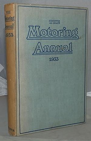 The Motoring Annual 1933: Henslowe, Leonard (Editor)
