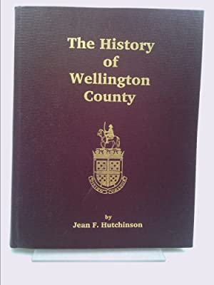 The History of Wellington County: Jean F. Hutchinson