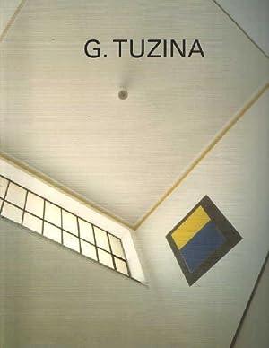 Gunter Tuzina Tussen geel en blauw Between: Kaiser, Franz-W ;