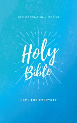 Niv, Holy Bible, Economy Edition, Paperback, Comfort: Zondervan