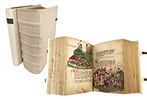 Tschachtlans Bilderchronik -- Tschachtlan's Illustrated Chronicle. Ms.