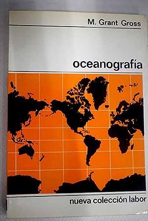Oceanografía: Gross, M. Grant