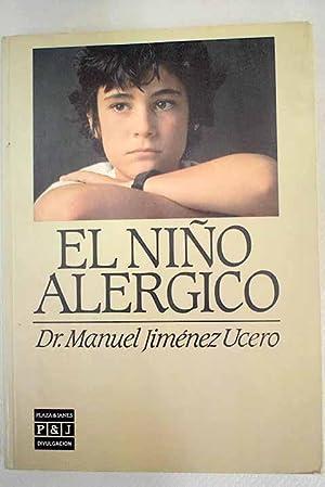 El niño alérgico: Jiménez Ucero, Manuel