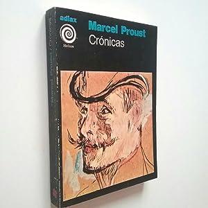 Crónicas: Marcel Proust