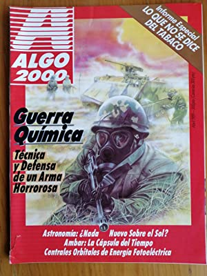 Algo 2000 [revista de divulgación científica]. Abril: Pugés, Oriol [dir.]