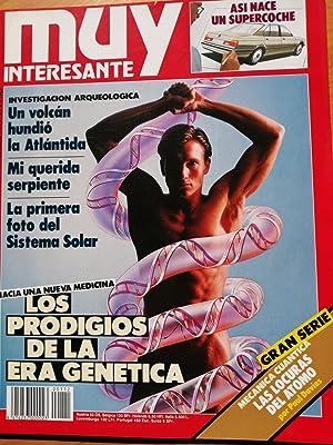 Muy Interesante [revista mensual]. Nº 112, septiembre: Pardina, José [dir.]