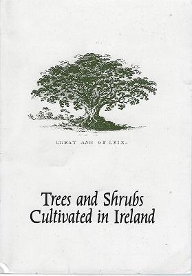 Trees and Shrubs Cultivated In Ireland
