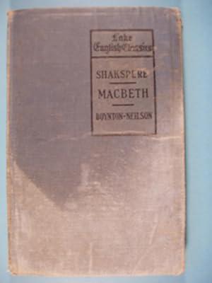 Macbeth: Shakespere, William