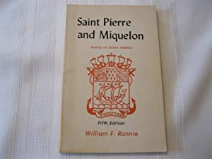 Seller image for Saint Pierre and Miquelon France in North America for sale by ABC:  Antiques, Books & Collectibles