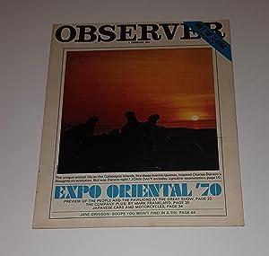 Observer Magazine - 8 February 1970 -: Observer