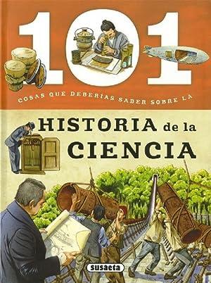 Historia de la ciencia, La. Edad: 7+.: VV.AA.