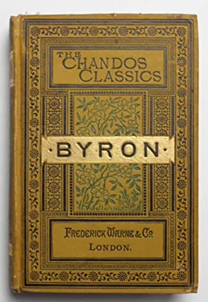 The Poetical Works of Lord Byron. (Reprinted: Lord Byron