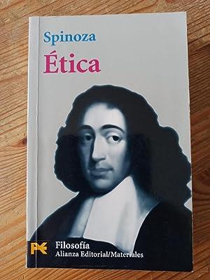 ÉTICA DEMOSTRADA SEGUN EL ORDEN GEOMÉTRICO : Baruch Spinoza