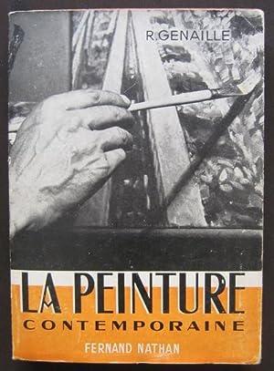 LA PEINTURE CONTEMPORAINE Robert Genaille 1955: Robert Genaille