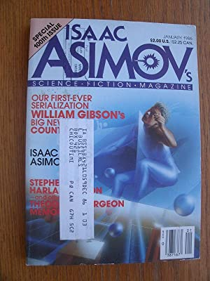 Isaac Asimov's Science Fiction January, February, March: Williams, Sheila (ed),