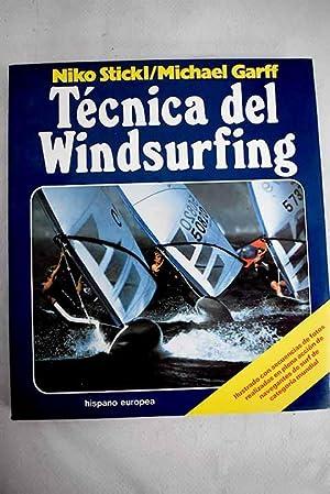 Imagen del vendedor de Técnica del windsurfing a la venta por Alcaná Libros