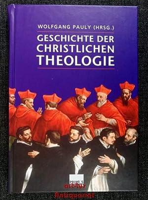 Bild des Verkäufers für Geschichte der christlichen Theologie. zum Verkauf von art4us - Antiquariat