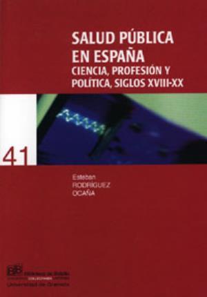 Salud Pública en España: Rodríguez Ocaña, E