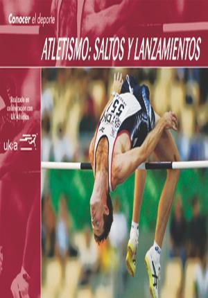 Imagen del vendedor de Conocer el Deporte. ATLETISMO: SALTOS Y LANZAMIENTOS a la venta por Midac