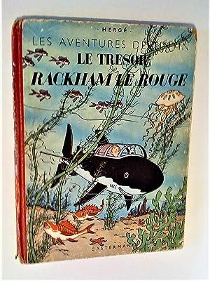 Les Aventures de Tintin: Le trésor de: Hergé