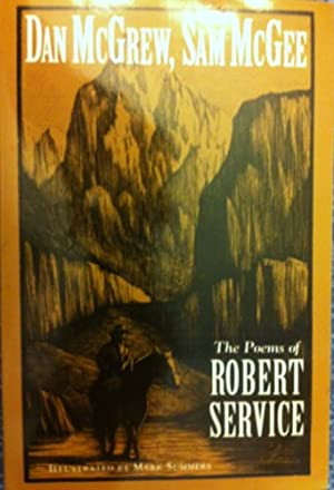 The Poems of Robert Service (Paperback): Robert W. Service