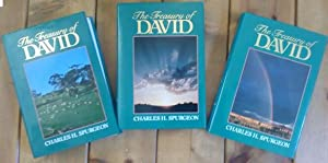 The Treasury of David (3 Volumes Set): Charles Haddon Spurgeon