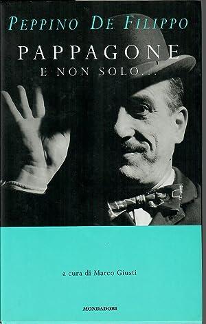 PAPPAGONE E NON SOLO: De Filippo Peppino