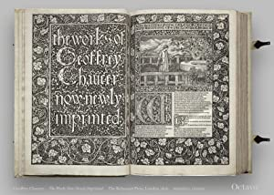 The Works Now Newly Imprinted (The Kelmscott: Chaucer, Geoffrey (designed