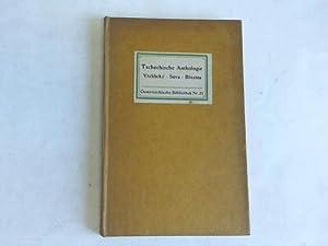 Tschechische Anthologie. Vrchlicky - Sova - Brezina: Eisner, Paul (Hrsg.)