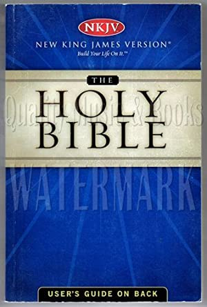 NKJV New King James Version Holy Bible: Nelson Bibles