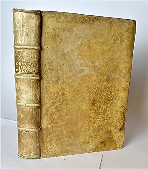 Discursos de la religión castramentación, assiento del: Guillermo de Choul,