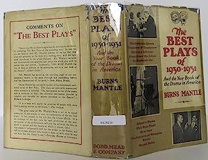 The Best Plays of 1930-31: Hemingway, Ernest