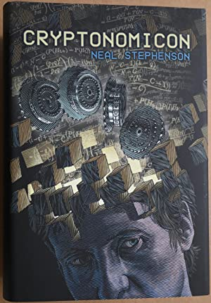 Cryptonomicon - signed limited first edition new/unread: Neal Stephenson