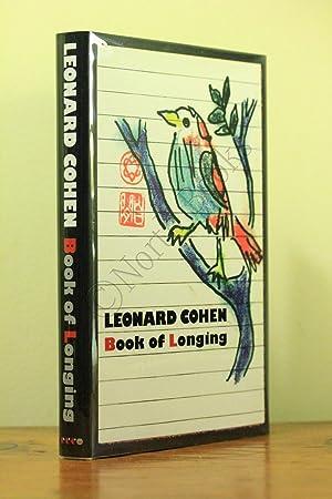 The Book of Longing: Leonard Cohen